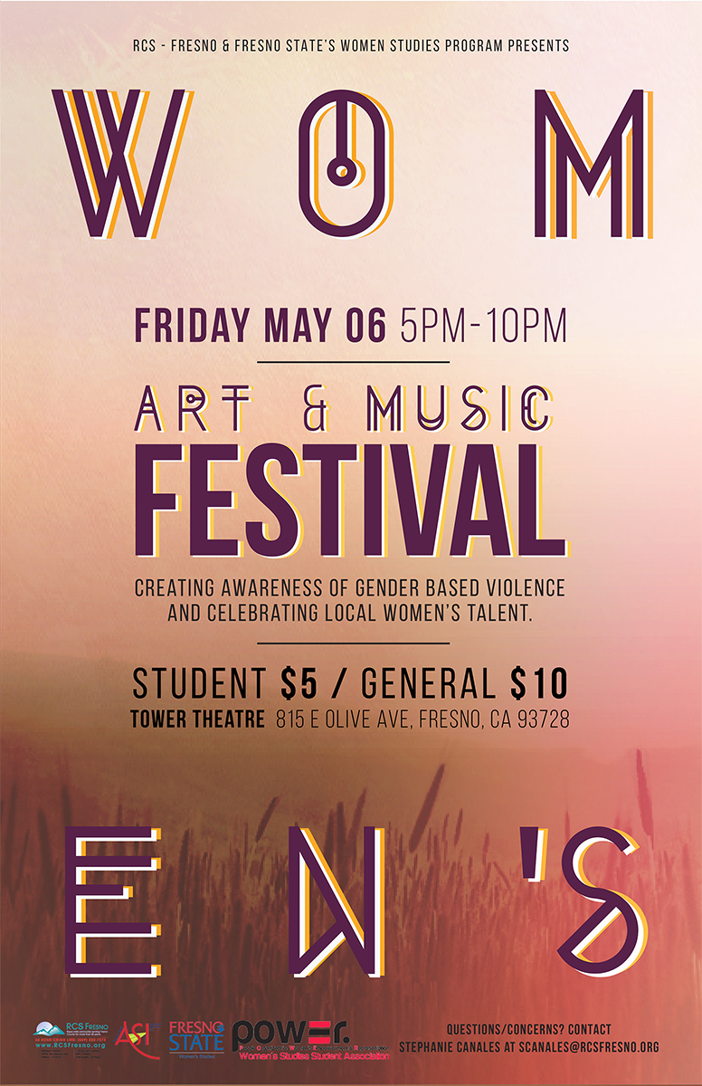 Come to WAMFF on May 6th!